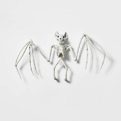 Small Bat Skeleton Halloween Decorative Prop - Hyde & EEK! Boutique™ - image 1 of 2