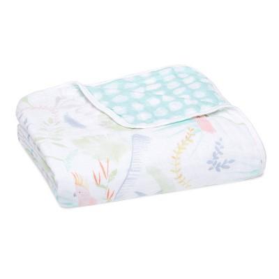 aden + anais Muslin Blanket Tropicalia