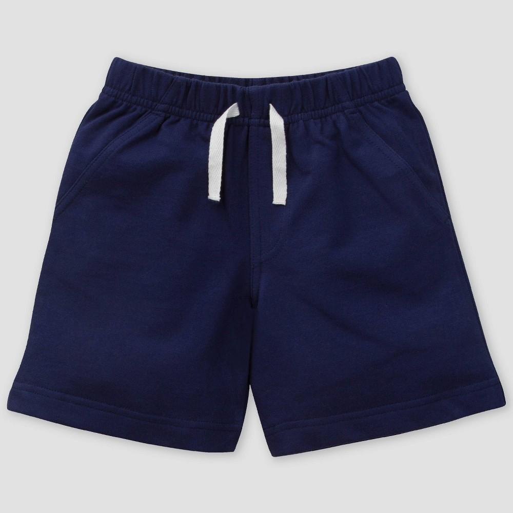 Image of Gerber Toddler Boys' Shorts - Blue 3T, Boy's