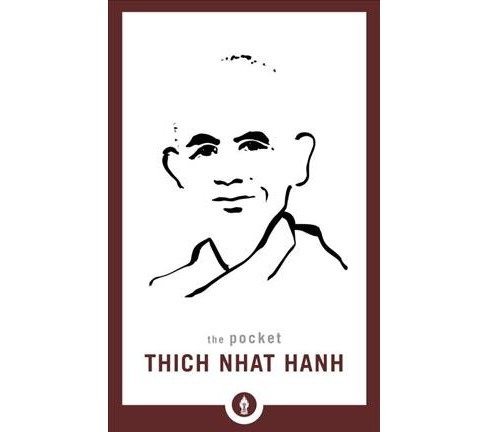 Pocket Thich Nhat Hanh (Reissue) (Paperback) - image 1 of 1