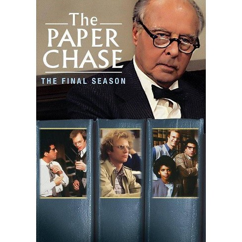 The Paper Chase: The Final Season (DVD) - image 1 of 1