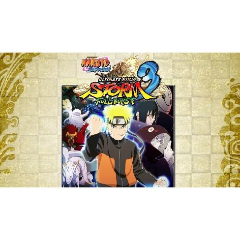 Naruto Shippuden: Ultimate Ninja Storm 3 Full Burst - Nintendo Switch (Digital) - image 1 of 4