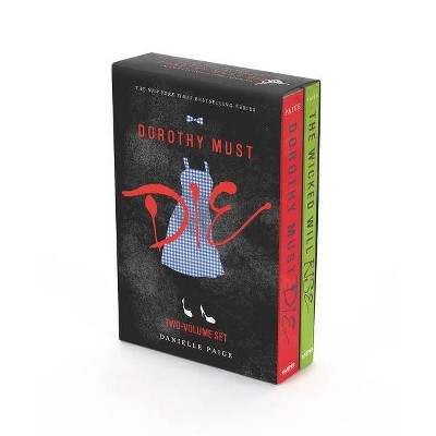 Dorothy Must Die 2-Book Box Set - by  Danielle Paige (Paperback)