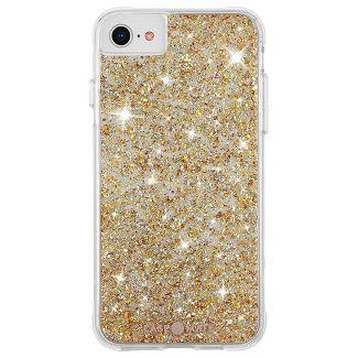 Case-Mate Apple iPhone SE (2nd gen)/8/7/6s/6 Twinkle Case - Gold