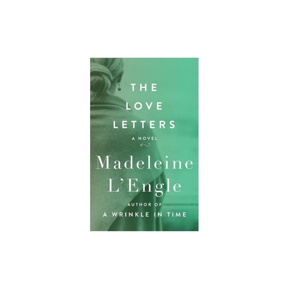 Love Letters - Unabridged by Madeleine L'Engle (CD/Spoken Word)