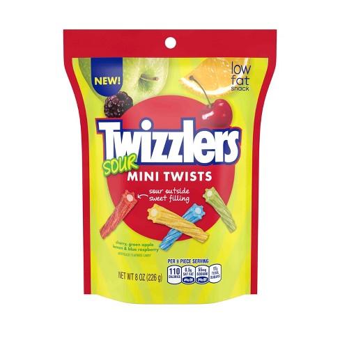 Twizzlers Sour Mini Twists Candy - 8oz - image 1 of 3