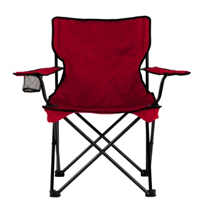 Travel Chair with Carrying Case C Series Rider - Red