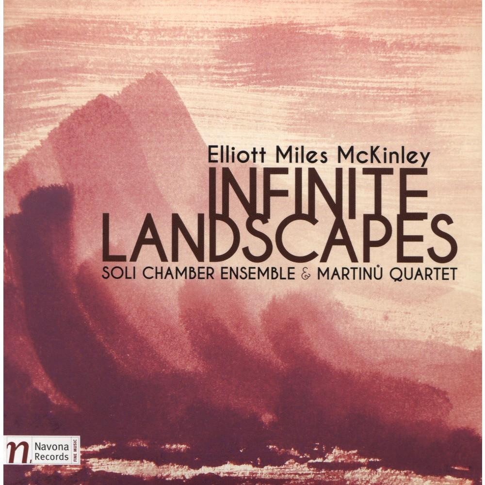 Soli Chamber Ensembl - Mckinley:Infinite Landscapes (CD)