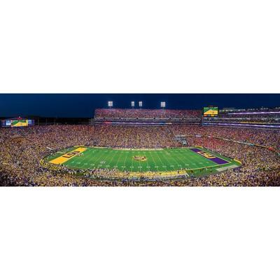 NCAA LSU Tigers 1000pc Panoramic Puzzle