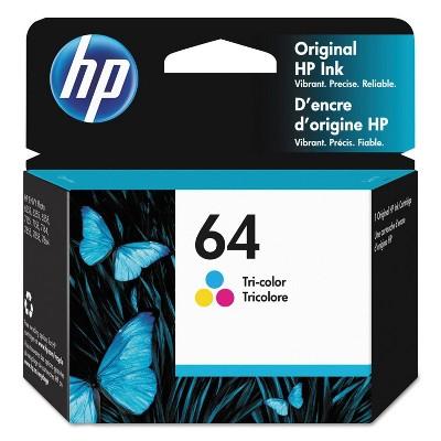 HP 64 Ink Cartridge Series