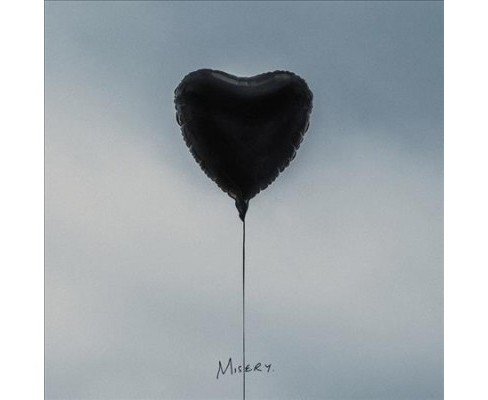 Amity Affliction - Misery (CD) - image 1 of 1