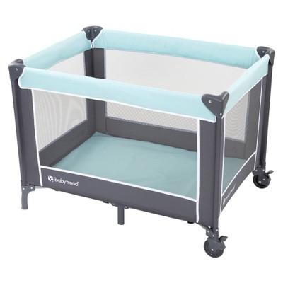 Baby Trend Portable Playard - Twinkle Blue