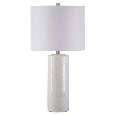 Steuben Table Lamp (Set of 2)White - Signature Design by Ashley