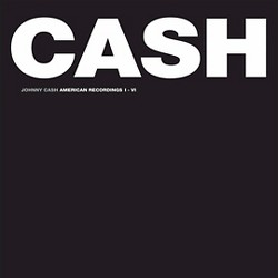Johnny Cash - American Recordings Vinyl Box Set