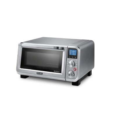 DeLonghi Livenza 0.5 cu ft. Digital Convection Oven - Stainless Steel