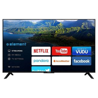 "Element 50"" Smart 1080p 60Hz LED HDTV - Black (ELST5016S)"