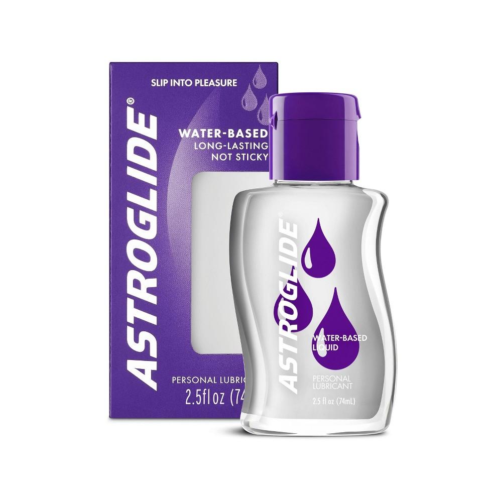 Astroglide Water Based Liquid Personal Lube 2 5oz