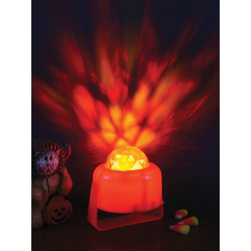 Image of Halloween Pumpkin Lite Flaming