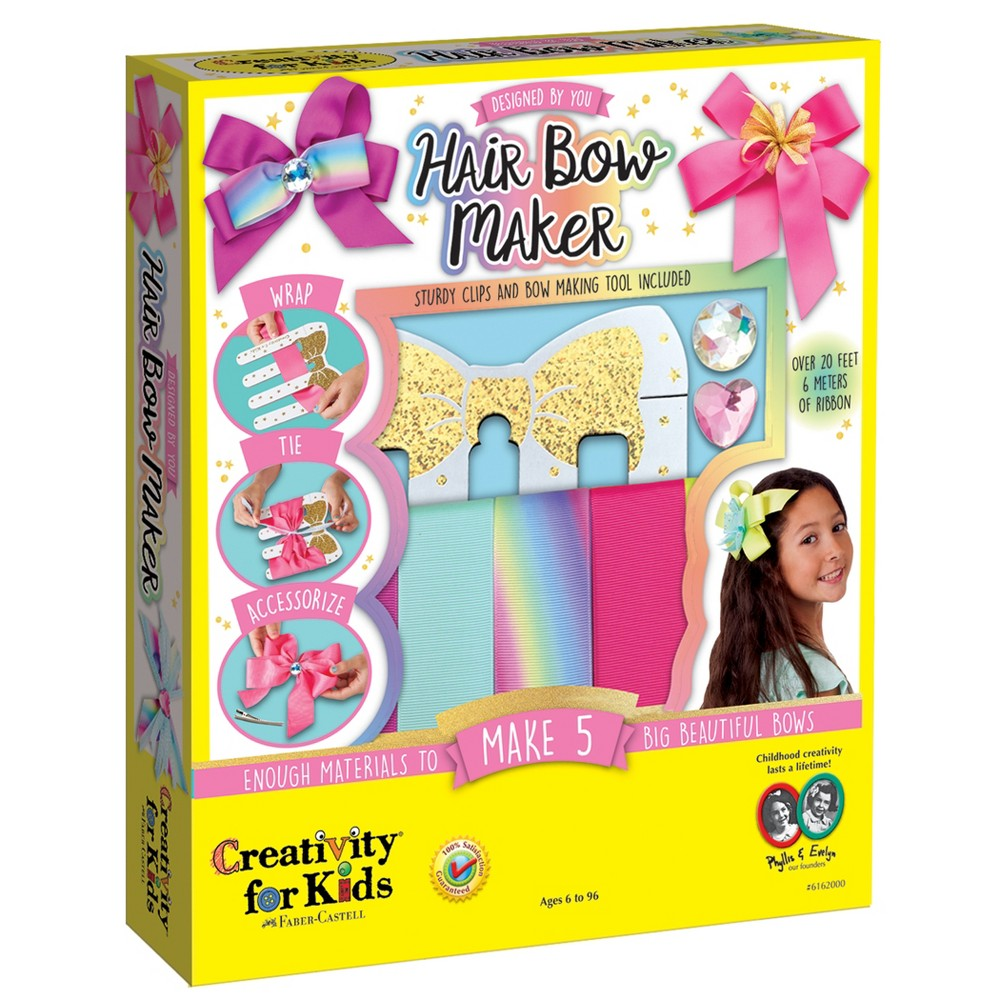 Designed by You Bows Craft Kit - Creativity for Kids