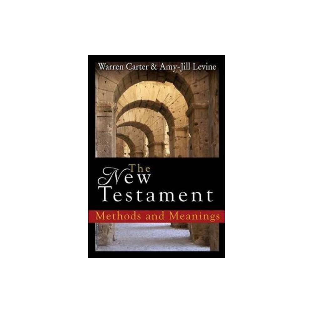The New Testament By Warren Carter Amy Jill Levine Paperback