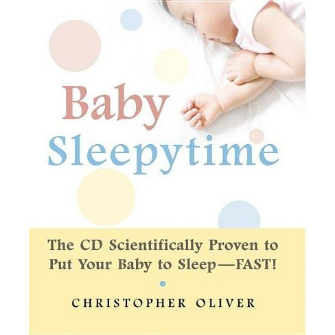 Baby Sleepytime - by  Christopher Oliver (Mixed media product) - image 1 of 1