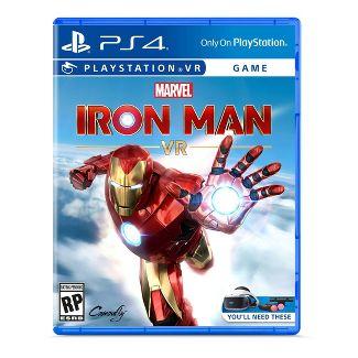 Marvel's Iron Man VR - PlayStation VR