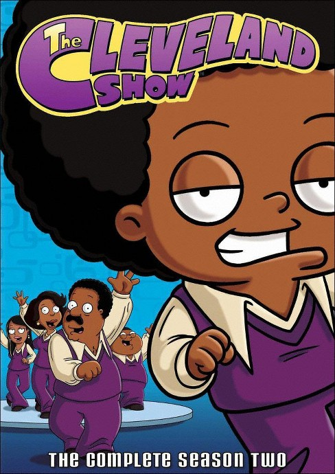 The Cleveland Show: The Complete Season Two [4 Discs] - image 1 of 1