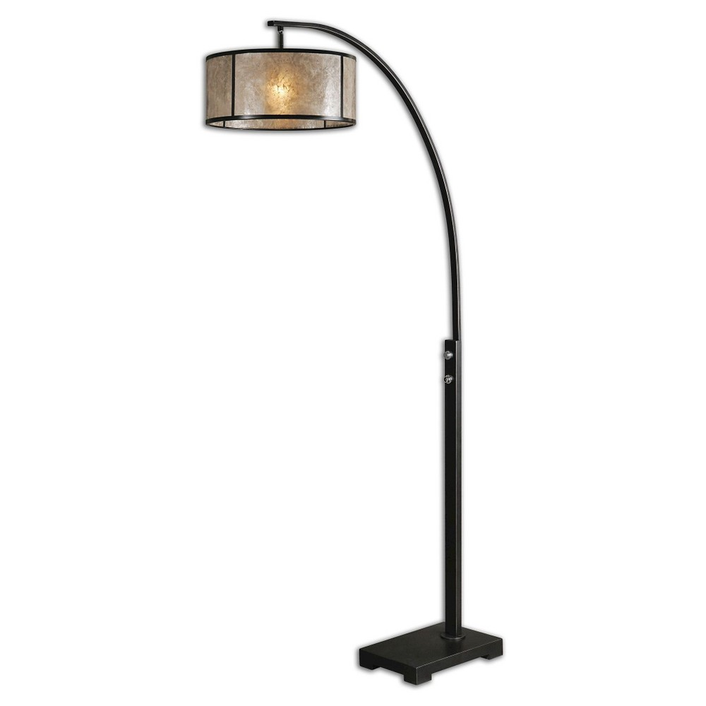 Image of Cairano Drum Shade Floor Lamp