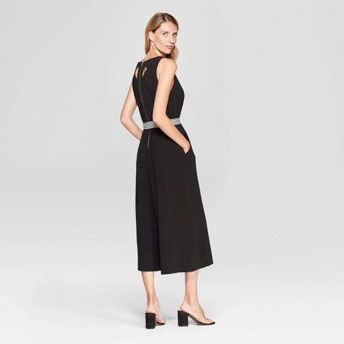 5dc89bbf827e Women s Wideleg Jumpsuit With Back Cutout - Melonie T - Black   Target