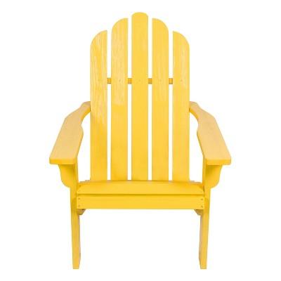 Marina II Adirondack Chair with HYDRO-TEX™ finish - Shine Company Inc.