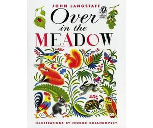 Over in the Meadow (Reissue) (Paperback) (John Langstaff) - image 1 of 1