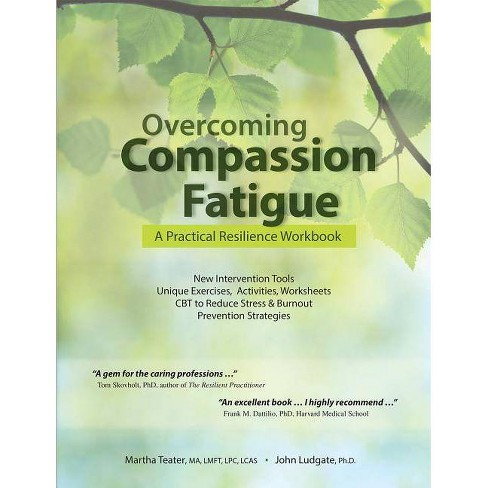 Overcoming Compassion Fatigue - by  Martha Teater & John Ludgate (Paperback) - image 1 of 1
