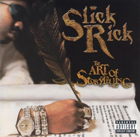 Slick rick - Art of storytelling [Explicit Lyrics] (CD) - image 1 of 2
