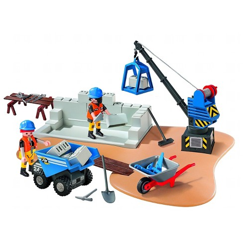 Playmobil Construction Site SuperSet - image 1 of 2