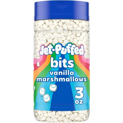 Kraft Jet-Puffed Mallow Bits Vanilla Marshmallows - 3oz