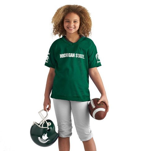 best service 7a573 71b1b Franklin Sports Team Licensed NCAA Deluxe Football Uniform Set
