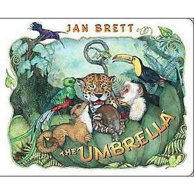 Umbrella (Hardcover)(Jan Brett)
