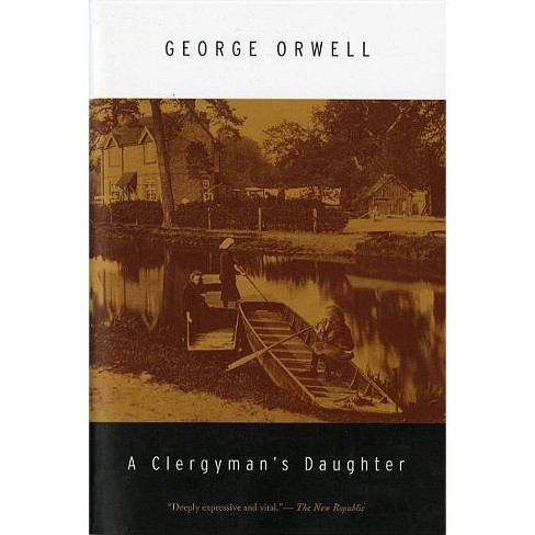 A Clergyman's Daughter - (Harvest Book) by  George Orwell (Paperback) - image 1 of 1