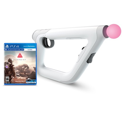PlayStation®VR Aim Controller Farpoint Bundle - image 1 of 8