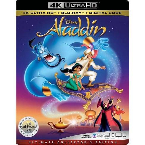 Aladdin Signature Collection (4K/UHD) - image 1 of 2
