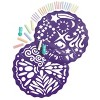 Set of 2 ChalkScapes Mandalas - Stencils for Kids Chalk Play - HearthSong - image 2 of 2