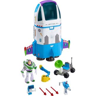 Disney Pixar Toy Story Star Command Spaceship Playset