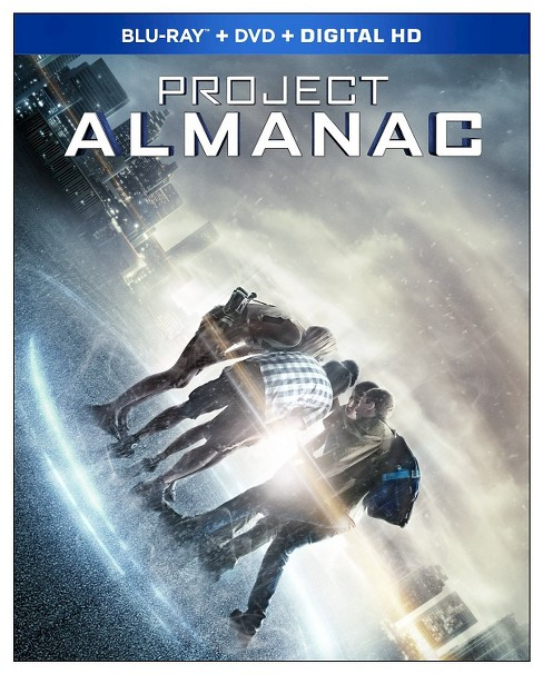 Project Almanac [2 Discs] [Blu-ray/DVD] - image 1 of 1