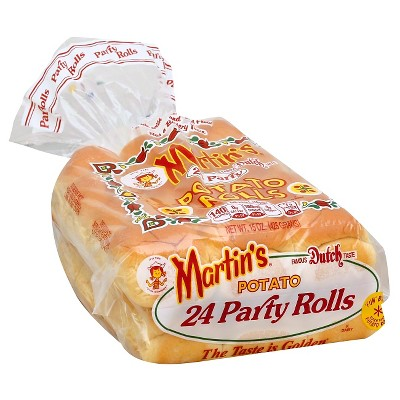 Martin's Potato Party Rolls - 24PK