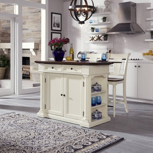 Beacon Hill Solid Wood Top Kitchen