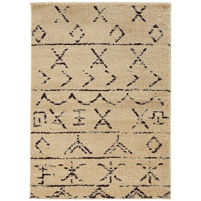 Moroccan Shag Rug Atlas - Linon
