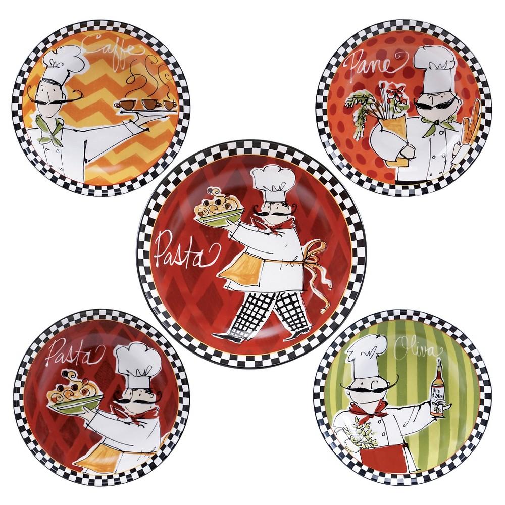 Image of Certified International Bistro Chef 5pc Bowl Set