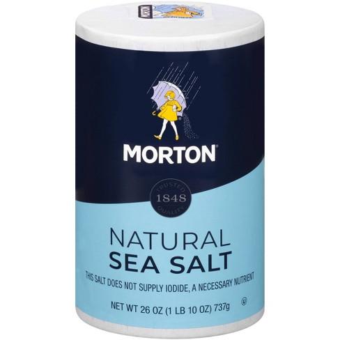 Morton All Purpose Sea Salt - 26oz - image 1 of 3
