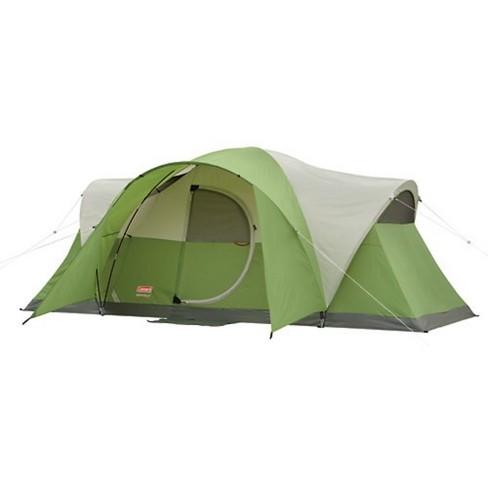 Coleman Montana 8 Tent Green/Tan/Grey 2000027941 - image 1 of 1