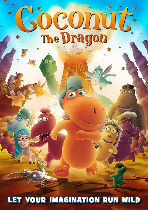 Coconut:Dragon (DVD) - image 1 of 1